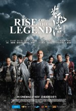 Rise of the Legend (2014) afişi