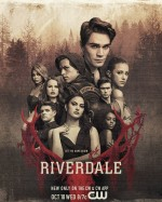 Riverdale Sezon 3 (2018) afişi