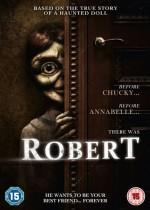 Robert the Doll (2015) afişi