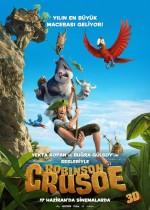 Robinson Crusoe (2016) afişi
