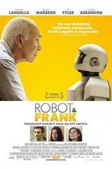 Robot Ve Frank (2012) afişi