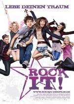 Rock it! (2010) afişi