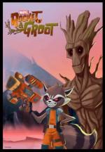 Rocket & Groot (2017) afişi