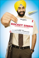 Rocket Singh: Salesman Of The Year (2009) afişi