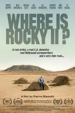 Rocky 2 Nerede? (2016) afişi