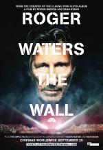 Roger Waters The Wall (2015) afişi