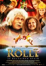 Rölli ja kultainen avain (2013) afişi