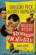 Roma Tatili (1953) afişi