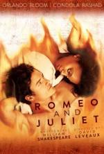 Romeo ve Juliet (2014) afişi