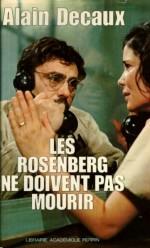 Rosenbergler Ölmemeli