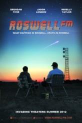 Roswell FM (2013) afişi