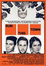 Run This Town (2019) afişi