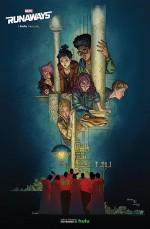 Runaways Sezon 1 (2017) afişi