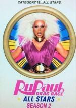 RuPaul's Drag Race All Stars Season 2 (2016) afişi