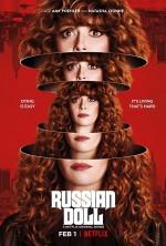 Russian Doll Sezon 1 (2019) afişi