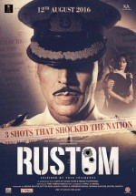 Rustom (2016) afişi