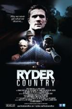 Ryder Country (2012) afişi