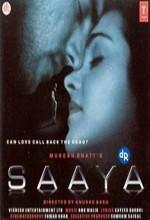 Saaya (2003) afişi