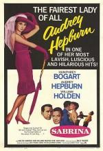 Sabrina (1954) afişi
