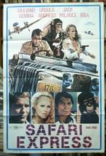 Safari Ekspres (1976) afişi