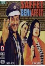 Saffet Beni Affet (1976) afişi