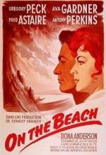 Sahilde (1959) afişi