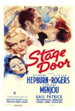 Sahne Kapısı (1937) afişi
