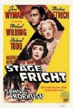Sahne Korkusu (1950) afişi