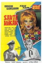 Sahte Nikah (1962) afişi