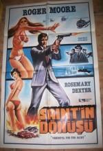 Saint'in Dönüşü (1979) afişi
