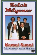 Salak Milyoner (1974) afişi