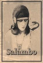 Salambo (1914) afişi