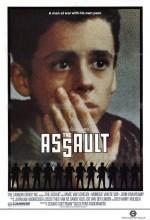 Saldırı (1986) afişi