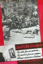 Salvatore Giuliano (1962) afişi