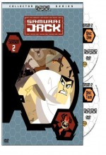Samurai Jack (2004) afişi