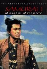 Samurai ı: Musashi Miyamoto (1954) afişi
