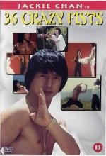 San Shi Liu Mi Xing Quan (1977) afişi