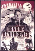 Sangre De Vírgenes (1967) afişi