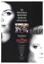 Sanık (1988) afişi