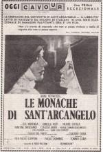 Sant 'Arcangelo Rahibeleri (1973) afişi