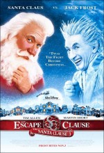 Santa Clause 3 (2006) afişi