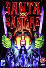 Santa Sangre (1989) afişi