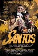 Santos (2008) afişi