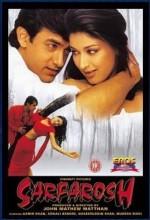 Sarfarosh (1999) afişi