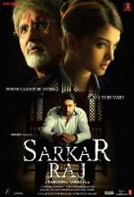 Sarkar Raj (2008) afişi