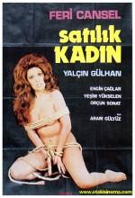 Satılık Kadın (1972) afişi