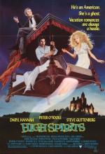 Şatonun Ruhları (1988) afişi