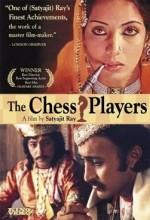 Satranç Oyuncusu (1977) afişi