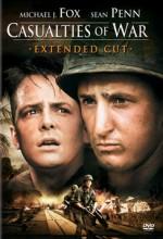 Savaş Günahları (1989) afişi