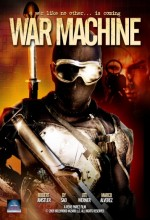 Savaş Makinası (2009) afişi